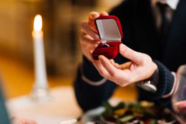 Verlobung in Köln - Wedding-Fotografie